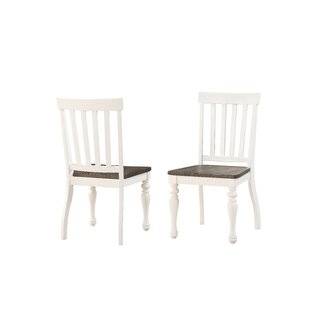 Jarett Dining Chair (Set of 2) Charlton Home