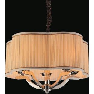 CWI Lighting Serta 5-Light Chandelier