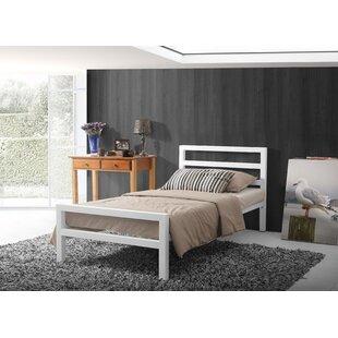 Brockton Single (3') Bed Frame By Breakwater Bay