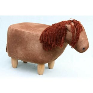 Henry The Horse Footstool By Gardeco