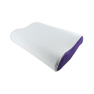Alwyn Home Super Cooling Gel Counter Neck Memory Foam Pillow