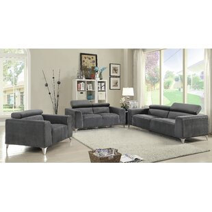 Stefan Configurable Living Room Set