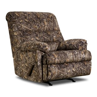 Bryce Rocker Recliner by Simmons Upholstery by Loon Peak