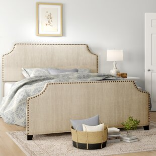Katina Upholstered Panel Bed by Birch Lane™ Heritage