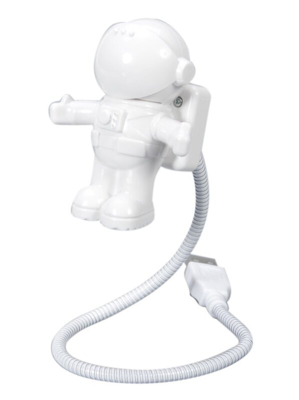 Zoomie Kids Carper Usb Astronaut Nightlight