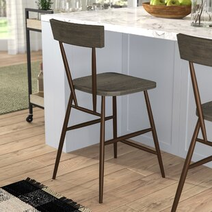 Wheat Ridge 24.25 Bar Stool Laurel Foundry Modern Farmhouse