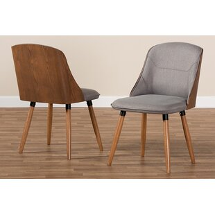 Blouin Upholstered Dining Chair (Set of 2) Corrigan Studio