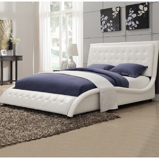 Wickstrom Queen Upholstered Platform Bed
