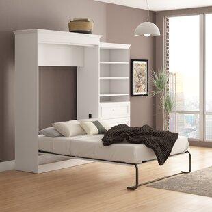 Acevedo Murphy Platform Bed by Latitude Run
