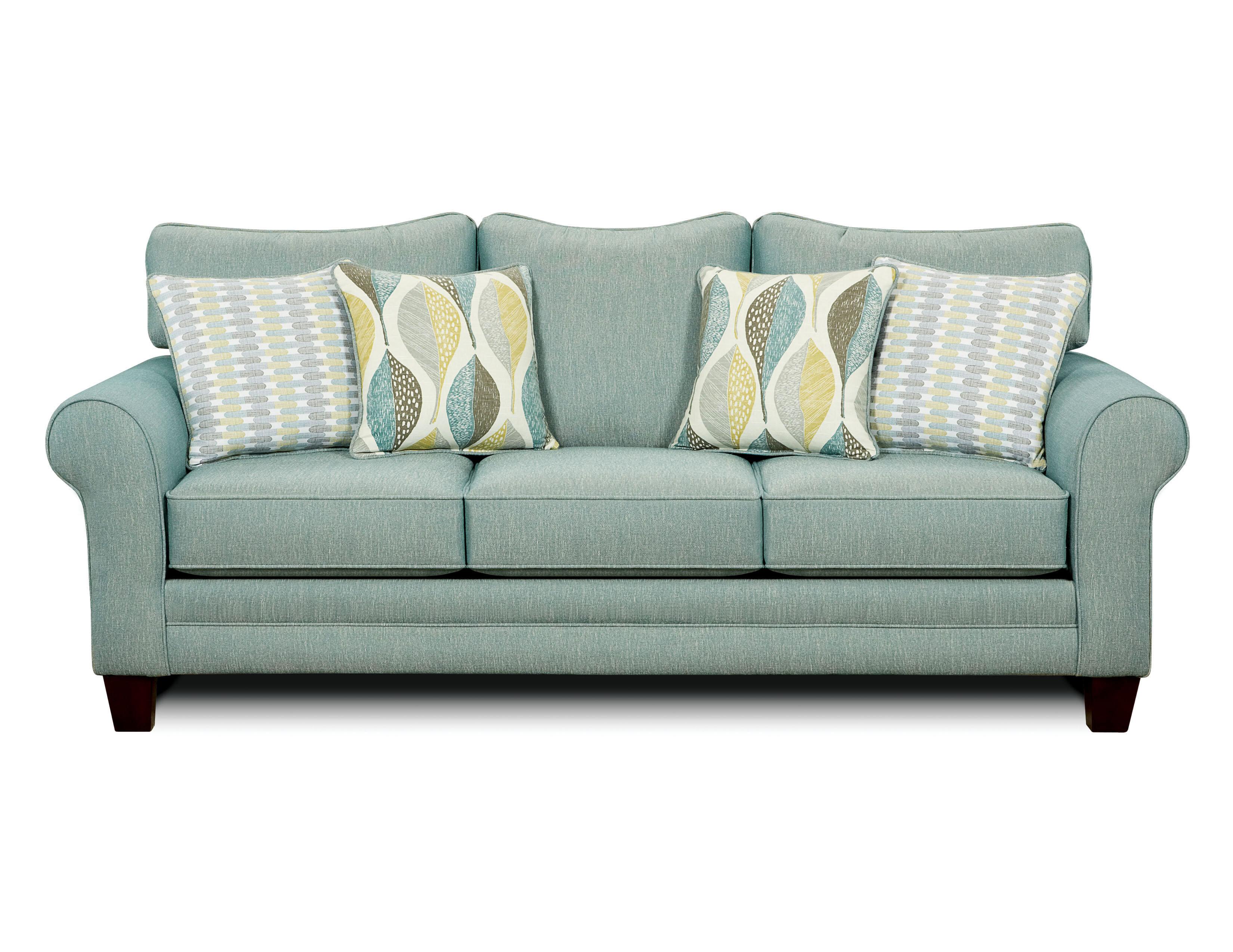 Hokku Designs Primavera Upholstered Sofa | Wayfair
