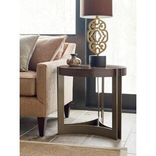 Aalborg Round End Table
