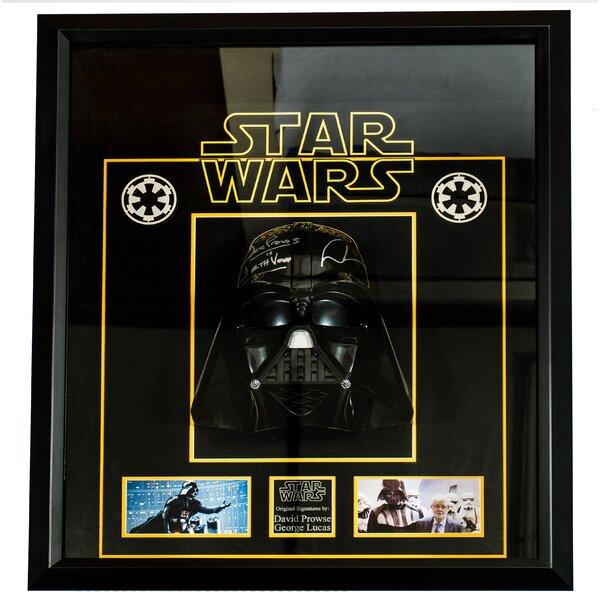 Star Wars Vader Dark Side Blend Coffee Vintage Advertising Art Giclée on Canvas