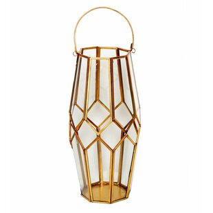Reviews Antique Lantern By Wrought Studio