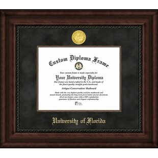 NCAA Florida University Executive Diploma Picture Frame By Campus Images