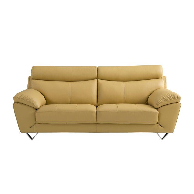 Bon Valencia Leather Sofa