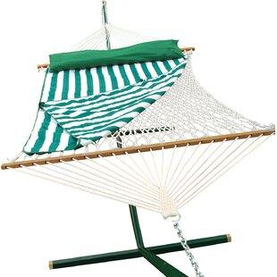 Algoma Net Company Cotton Rope Hammock