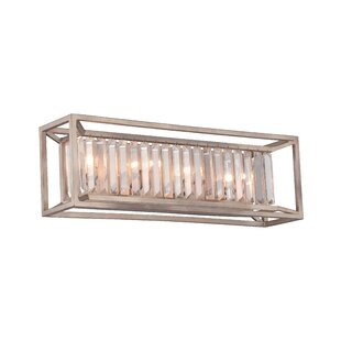 Greyleigh Syracuse 4-Light Bath Bar