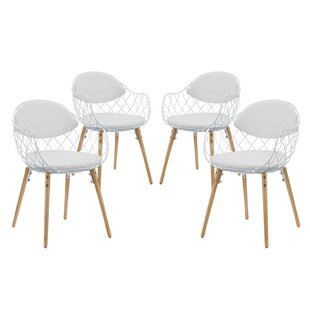 Zaniyah Arm Chair (Set of 4)
