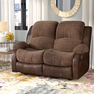 Online Reviews Welling Double Reclining Loveseat by Red Barrel Studio Reviews (2019) & Buyer's Guide