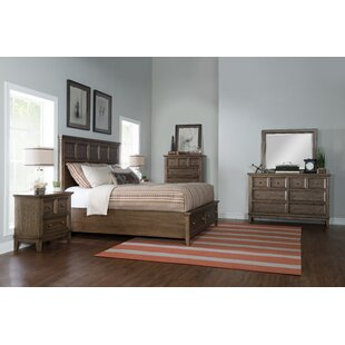 Storage Panel Configurable Bedroom Set by Legacy Classic Furniture Great Reviews