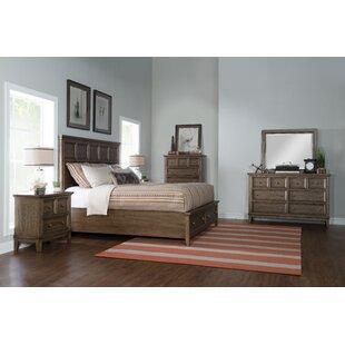 Storage Panel Configurable Bedroom Set
