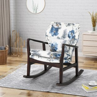 Charlton Home Winchell Rocking Chair