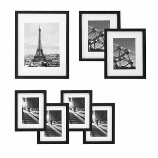 Mcgriff 7 Piece Picture Frame Set Of