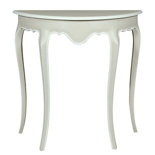 Avignon Allia Demi Lune Console Table By Lily Manor
