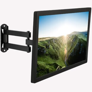 Grossman Full Motion TV Wall Mount for 1940 Screens by Symple Stuff