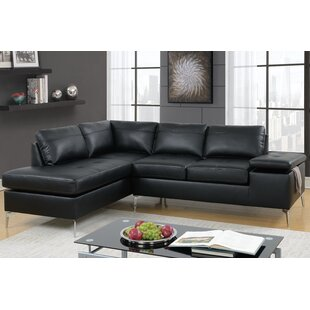 Orren Ellis Warrick Reversible Sectional