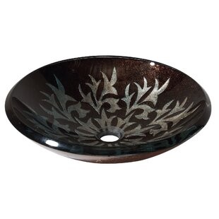 Avanity Glass Circular Ves..
