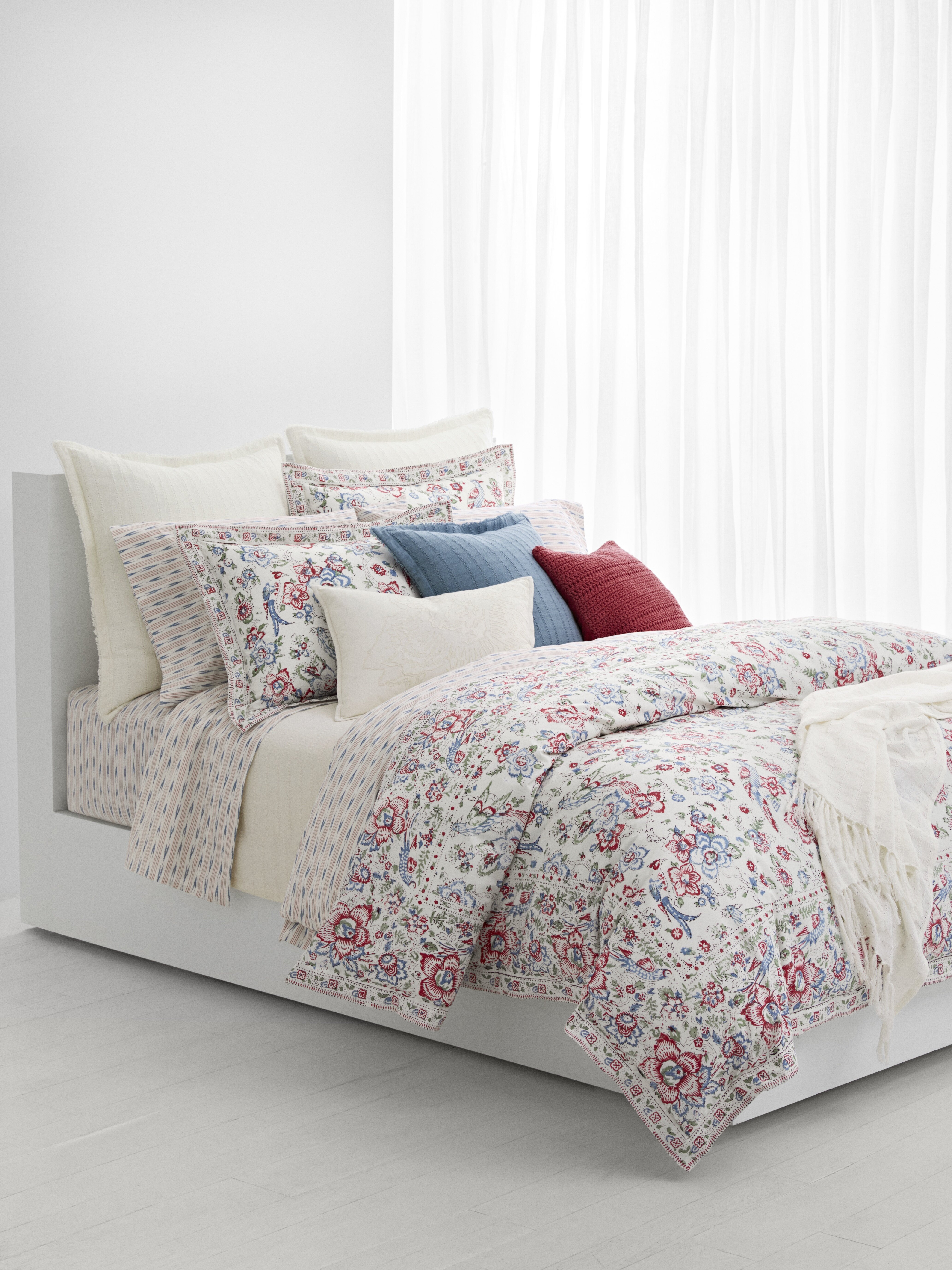 Lauren Ralph Lauren Lucie Floral Comforter Set Reviews Wayfair