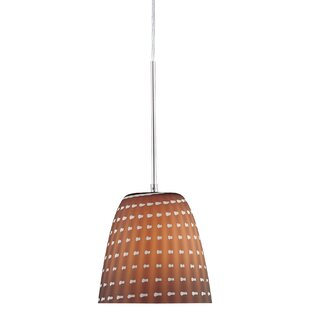 George Kovacs by Minka Families 1-Light Cone Pendant