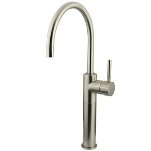 Elements of Design South Beach Vessel Sink Faucet without Pop-Up