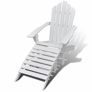 Trainor Adirondack Chair By House Of Hampton