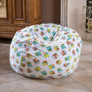 Microfiber Bean Bag Chair