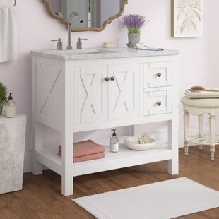 Lambert 36 Single Bathroom Vanity Set ByLark Manor