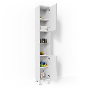 Villareal 30cm X 190cm Free Standing Cabinet By 17 Stories