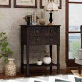 23.7'' Console Table by Longshore Tides