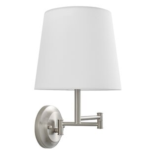 Bethea Swing 1-Light Armed Sco..