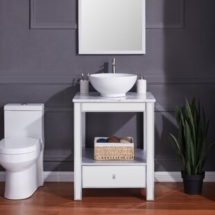 Deals Azriel 26 Single Bathroom Vanity Set By House of Hampton