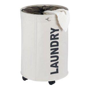 Wenko Inc Rondo Laundry Hamper