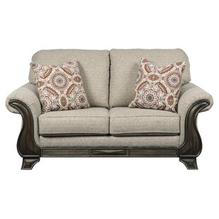 Starnes Loveseat by Fleur De Lis Living Wonderful