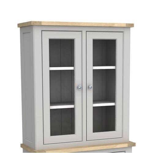 Buffetschrank Aldridge Sommerallee Farbe: Kieselgrau | Küche und Esszimmer > Küchenschränke > Buffets und Buffetschränke | Sommerallee
