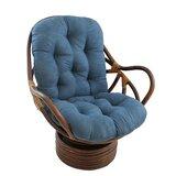Swivel 29 Papasan Chair by International Caravan