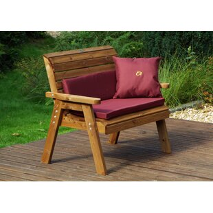 Galvan Wooden Bench By Union Rustic