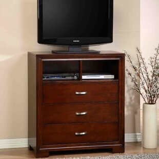 Affordable Price Linkwood 3 Drawer Media Chest by Wrought Studio Reviews (2019) & Buyer's Guide