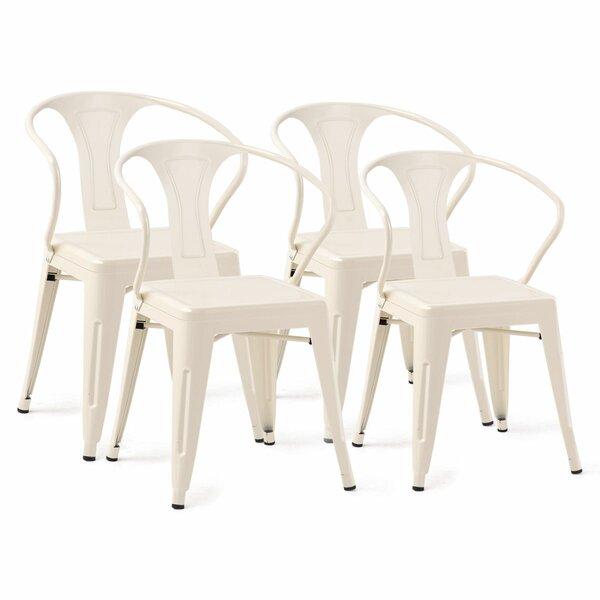 Enjoyable White Tolix Chair Wayfair Lamtechconsult Wood Chair Design Ideas Lamtechconsultcom