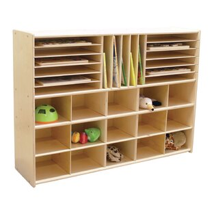 Order Contender 32 Compartment Cubby By Wood Designs