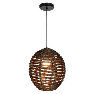 Luisa 1-Light Globe Pendan..